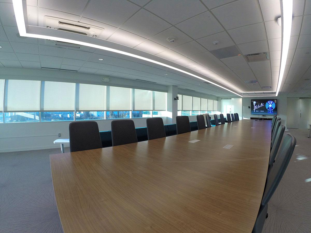 KLA conference room