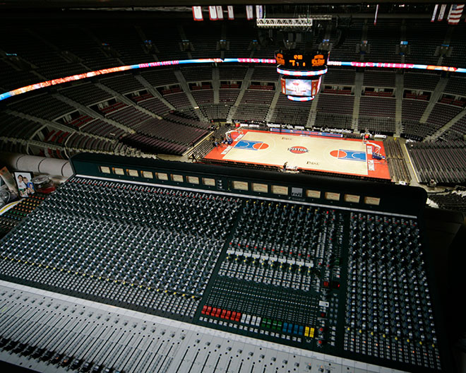 Photo of the Palace of Auburn Hills