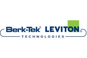 Berk-Tech Leviton Technologies logo