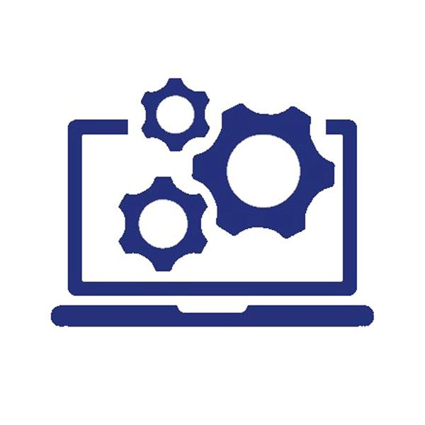 Service Center Computer Icon